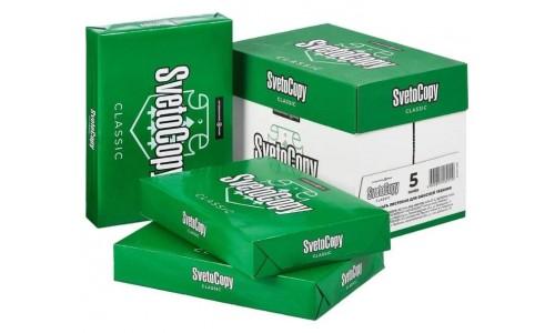Скидка на бумагу SvetoCopy Classic А4