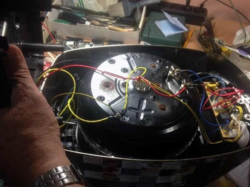 Чистка печатающей головки на принтере Brother