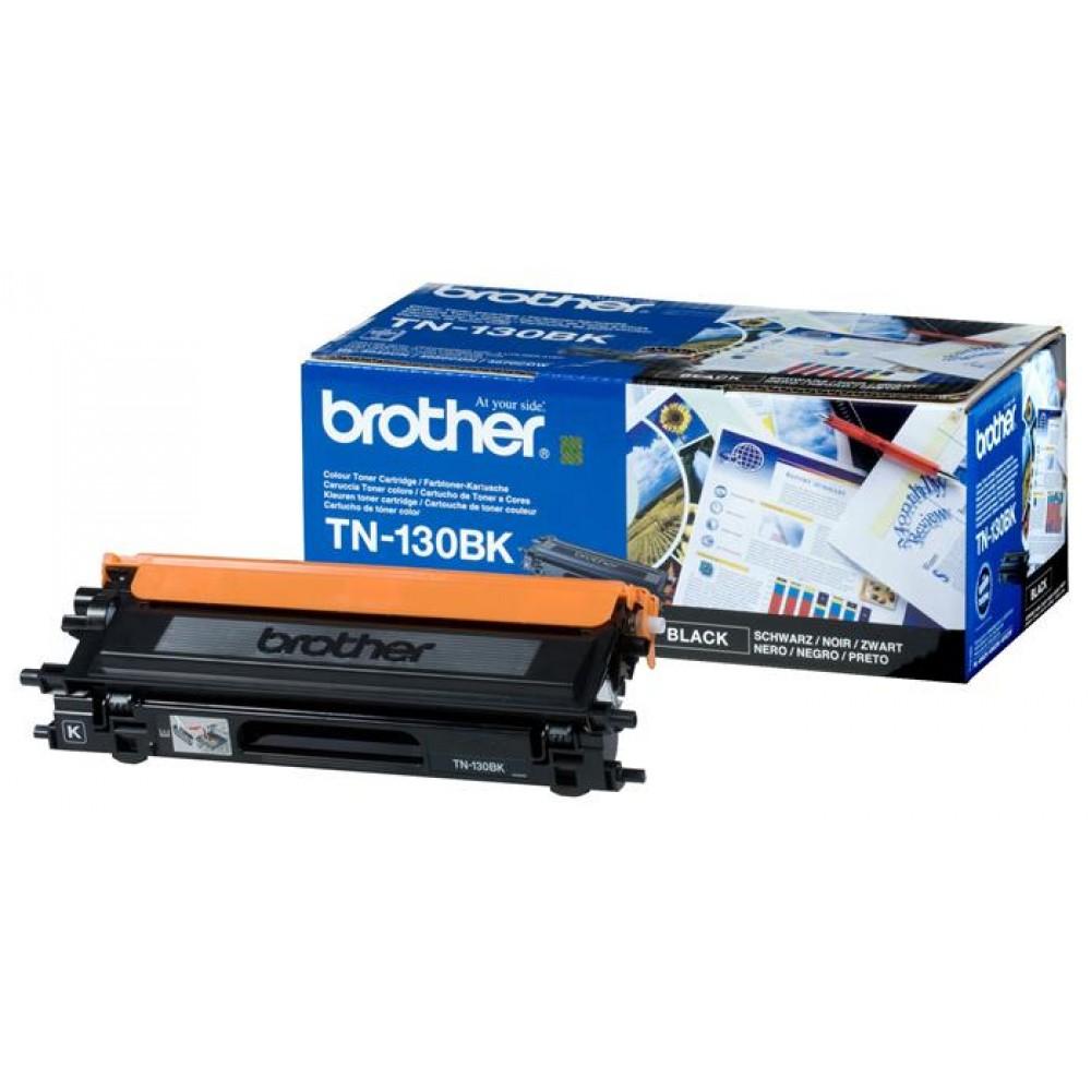 Заправка картриджа Brother TN-130bk для принтеров Brother HL-4040 / 4050, DCP-9040, MFC-9440