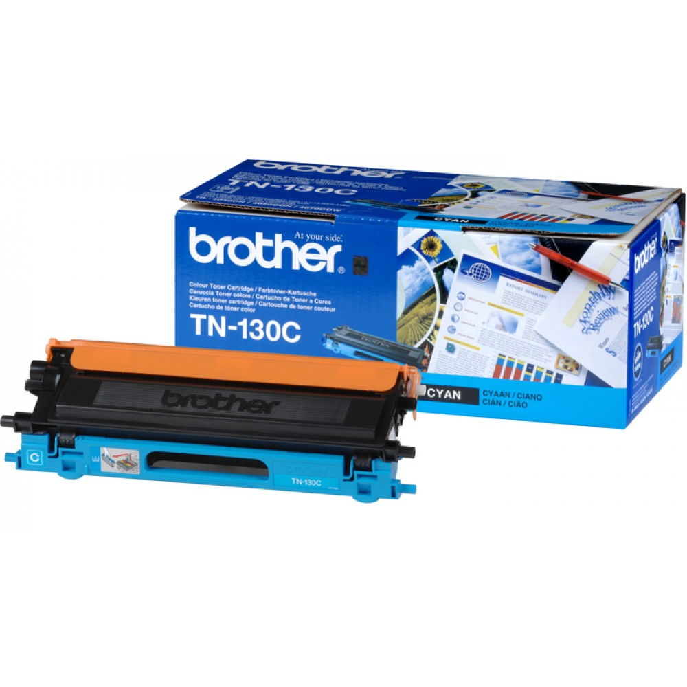 Заправка картриджа Brother TN-130C для принтеров Brother HL-4040 / 4050, DCP-9040, MFC-9440