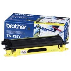 Заправка картриджа Brother TN-135Y для принтеров Brother HL-4040 / 4050, MFC-9440