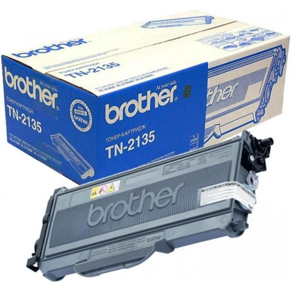 Заправка картриджа Brother TN-2135 для принтеров Brother HL-2140 / 2150 / 2170
