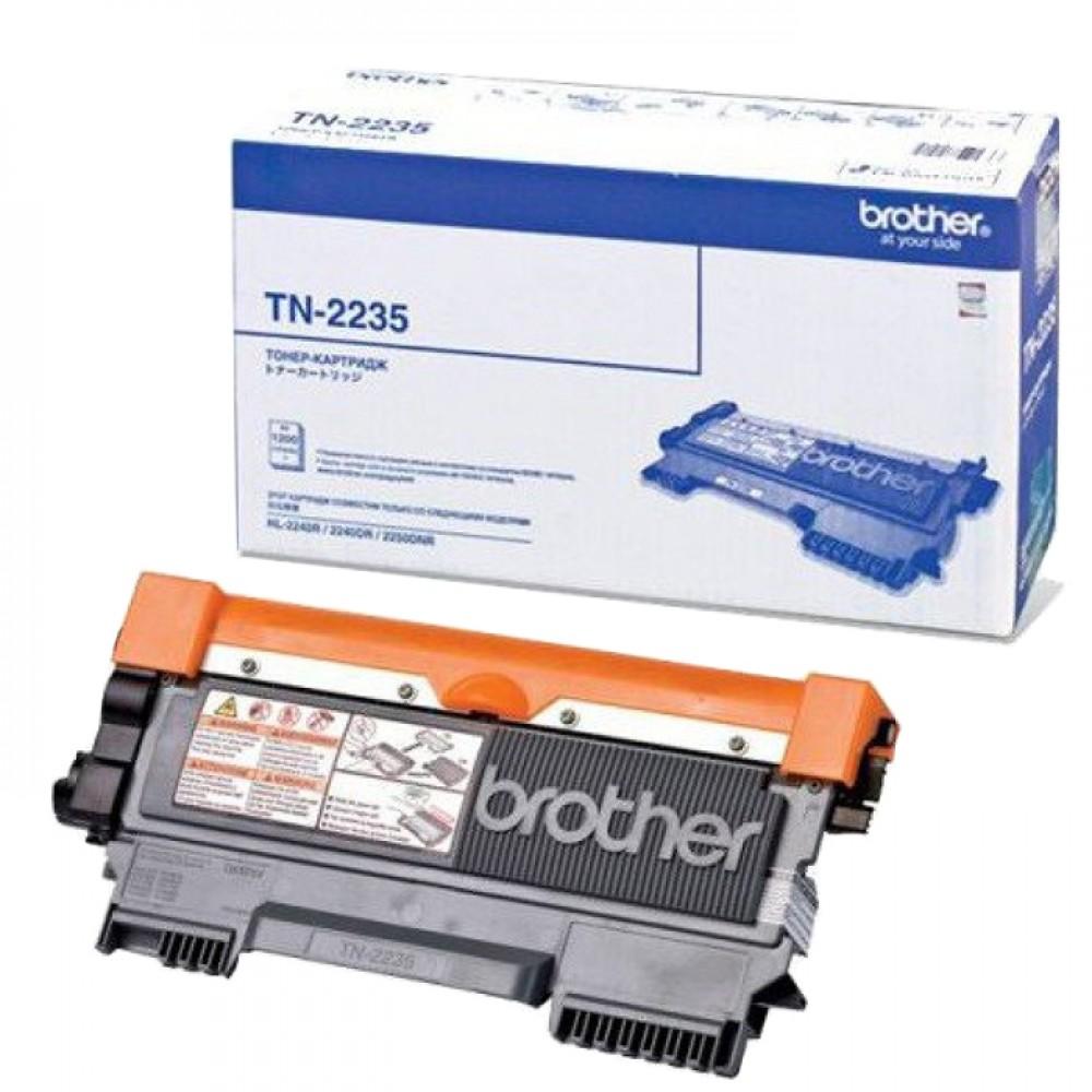 Заправка картриджа Brother TN-2235 для принтеров Brother HL-2240 / 2250, DCP-7060 / 7065 / 7070, MFC-7360 / 7860