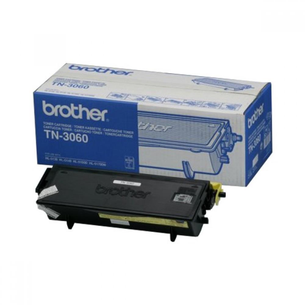 Заправка картриджа Brother TN-3060 для принтера Brother HL-5130 / 5140 / 5150 / 5170
