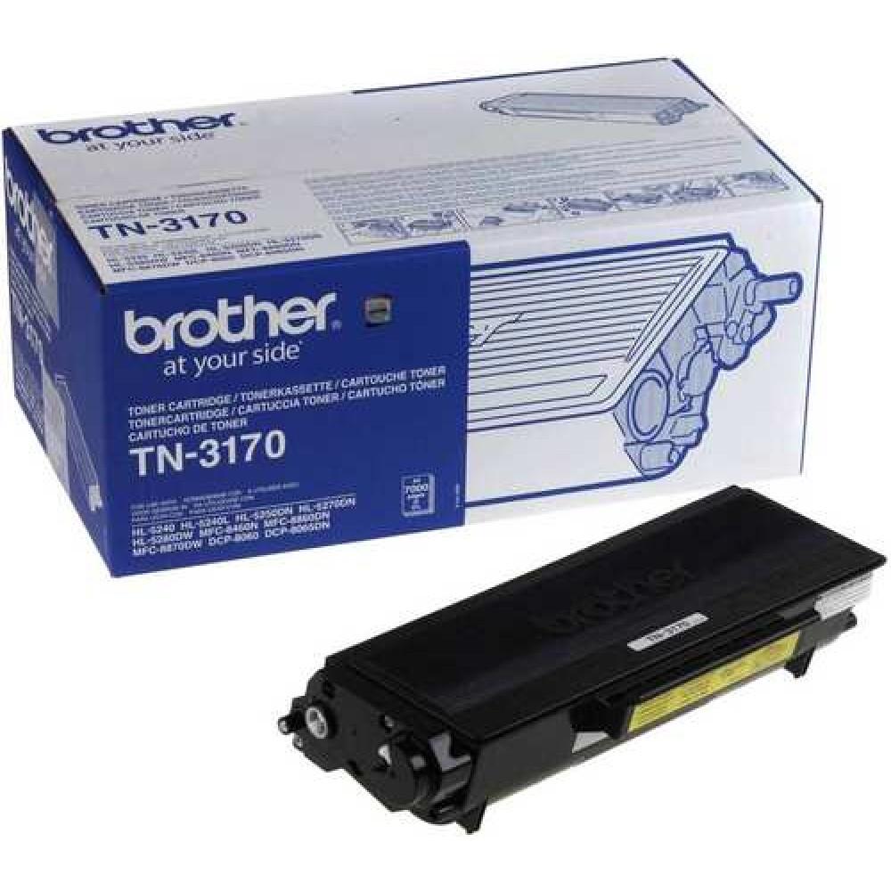 Заправка картриджа Brother TN-3170 для принтеров Brother HL-5240 / 5250 / 5270, DCP-8060 / 8065, MFC-8460 / 8860