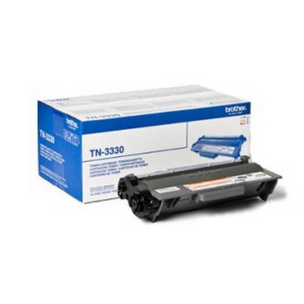 Заправка картриджа Brother TN-3330 для принтеров Brother HL-5440 / 5450 / 5470 / 6180, DCP-8110 / 8250, MFC-8520 / 8950