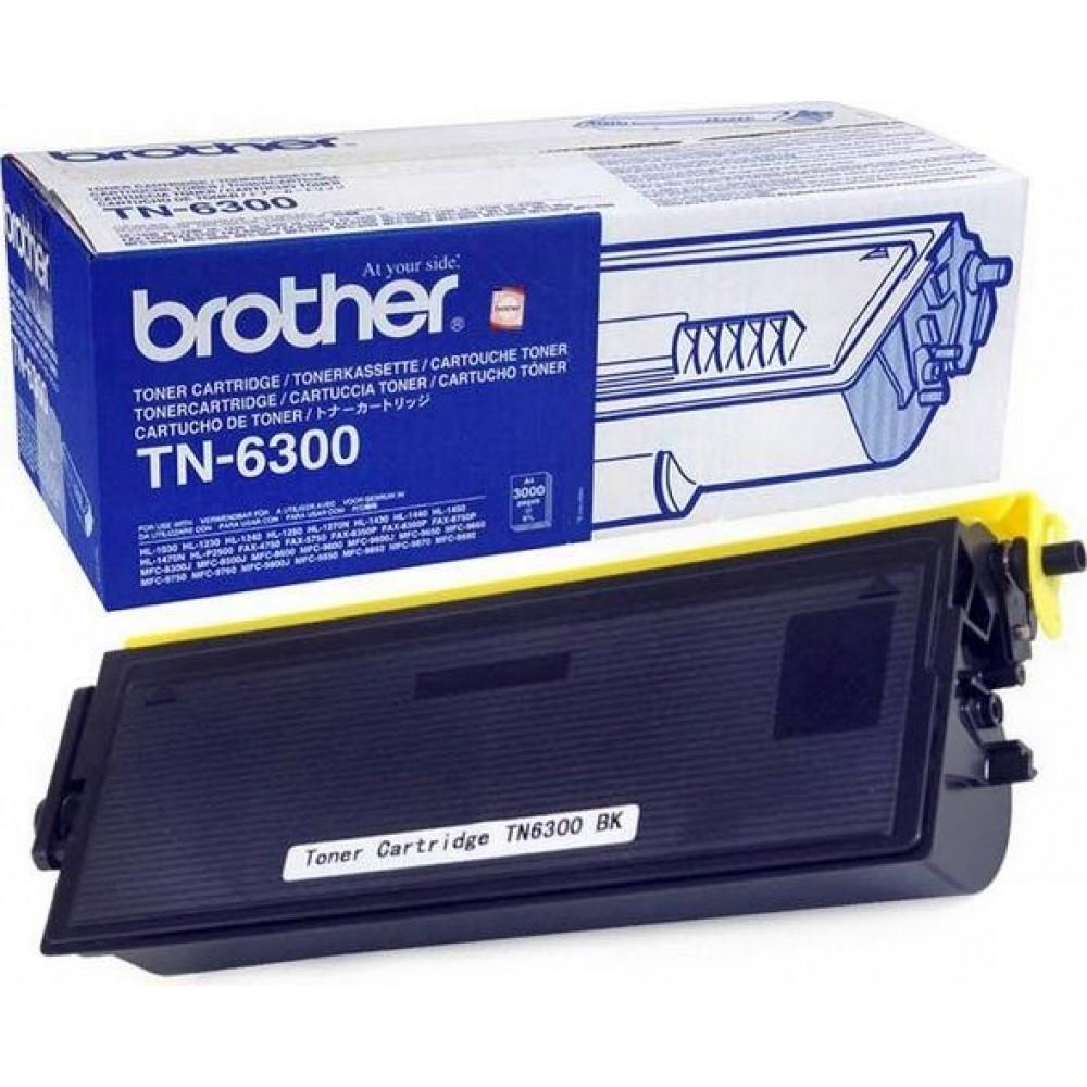 Заправка картриджа Brother TN-6300 для принтеров МФУ Brother HL-1230 / 1240 / 1250 / 1270 / 1430 / 1440 / 1450 / 1470 / P2500 / 1030, MFC-9650 / 9750 / 9870