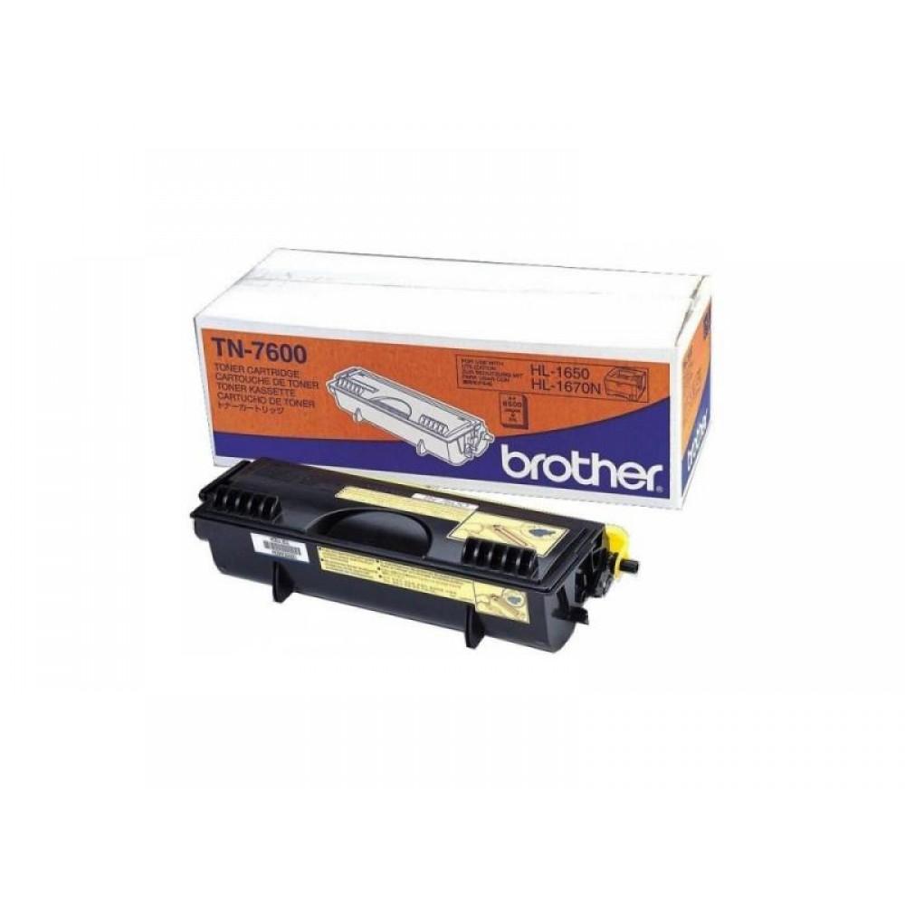 Заправка картриджа Brother TN-7600 для принтеров МФУ Brother HL-1650 / 1670 / 1850 / 1870 / 5040 / 5050 / 5070, MFC-8020 / 8025 / 8420 / 8820
