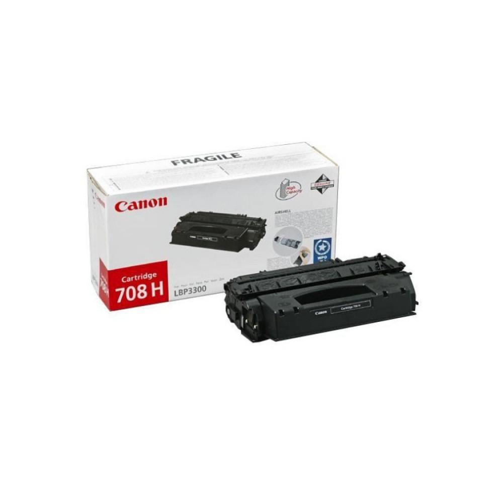 Заправка картриджа Canon 708H для принтера Canon i-SENSYS LBP3360 / 3300