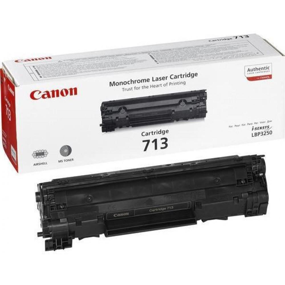 Заправка картриджа Canon 713 для принтера Canon LBP 3250