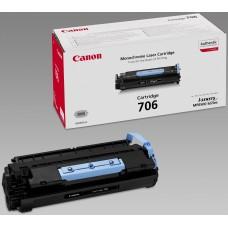 Заправка картриджа Canon 706 для принтера Canon LaserBase MF6530 / MF6540 / MF6550 / MF6560 / MF6580