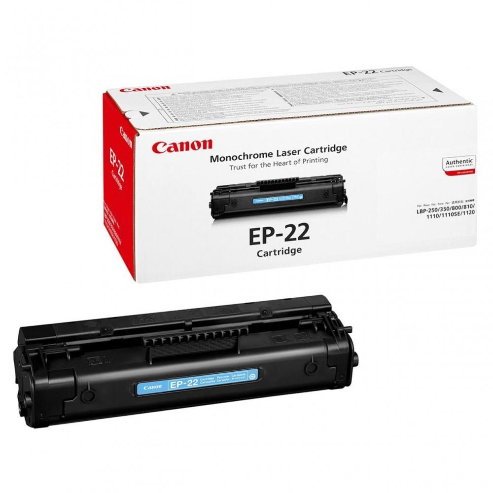 Заправка картриджа Canon EP-22 для принтера Canon LBP 1120 / 800 / 810