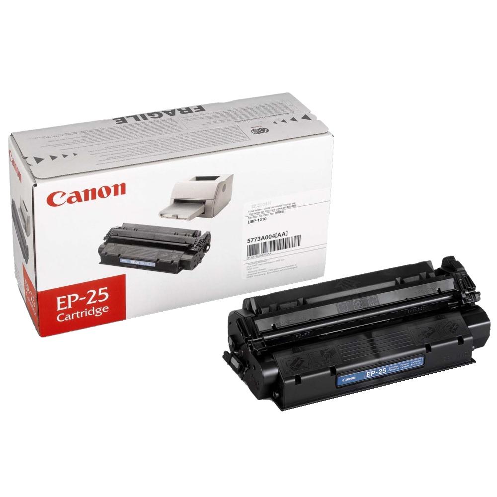Заправка картриджа Canon EP-25 для принтера Canon LBP 1000 / 1210