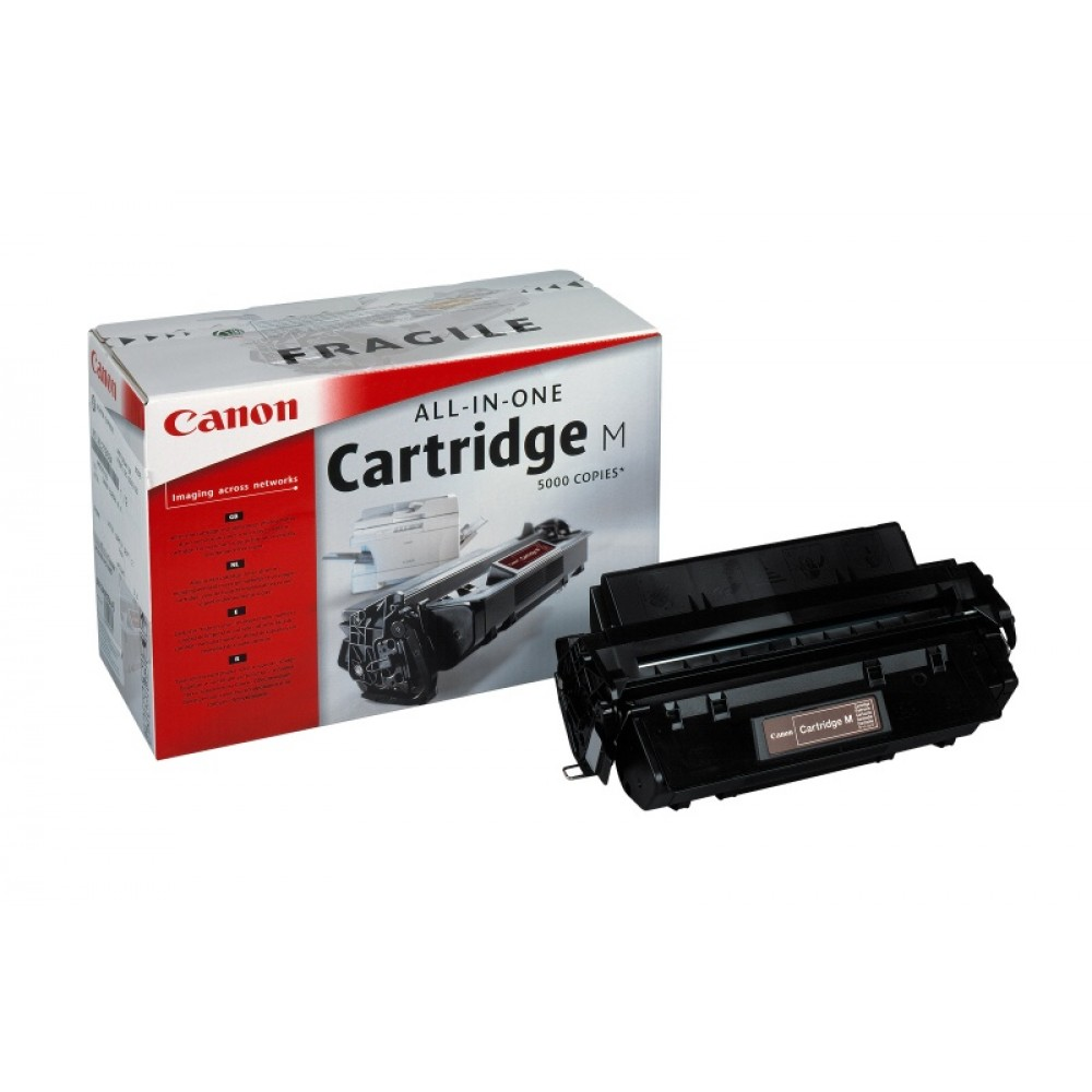 Заправка картриджа Canon M для принтеров Canon SmartBase PC1210 / 1230 / 1270