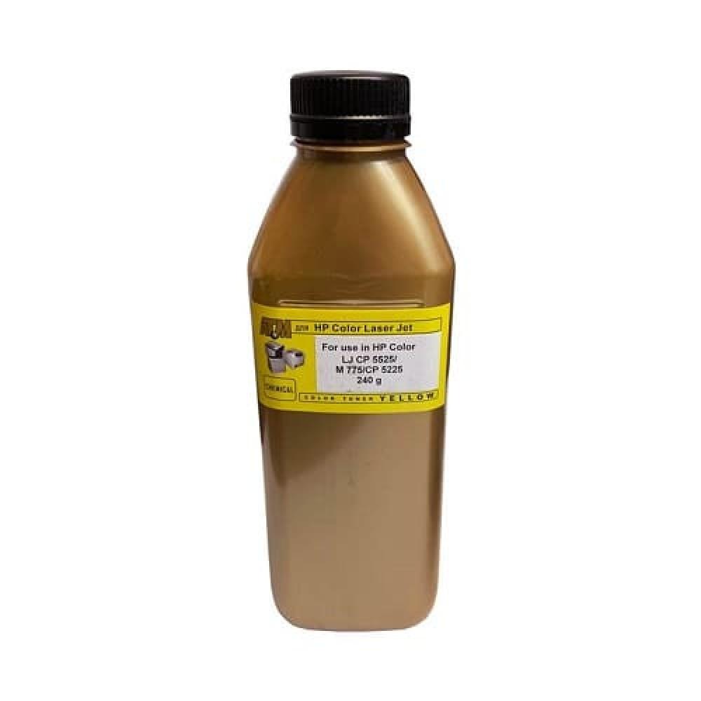 Желтый тонер для HP Color LJ CP 5525 / M775 / CP5225