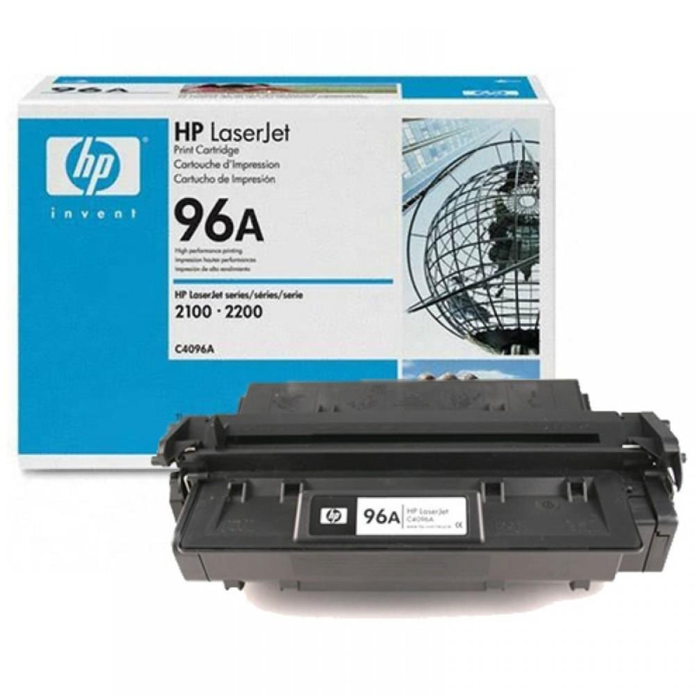 Заправка картриджа HP C4096A (HP 96A) для принтера HP LaserJet 2100 / 2200