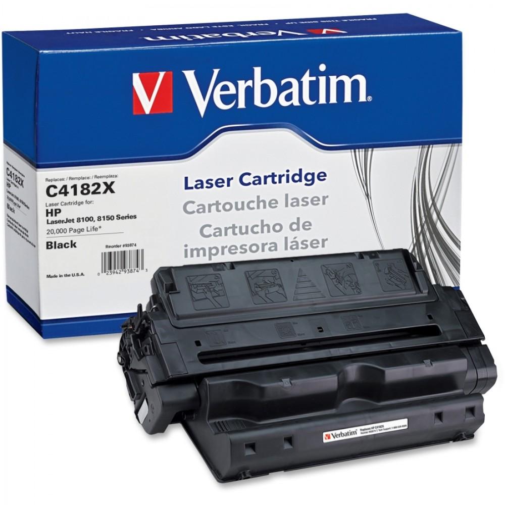 Заправка картриджа HP C4182X (HP 82X) для принтеров HP LaserJet 8100 / 8150