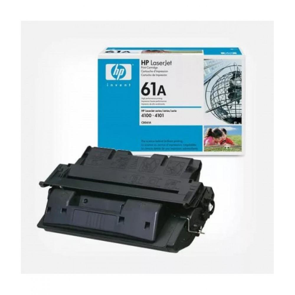Заправка картриджа HP C8061A (HP 61A) для принтеров HP LaserJet 4050 / 4100