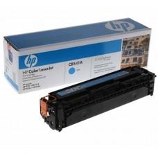 Заправка картриджа HP CB541A (голубой) для принтера HP Color Laser Jet CP1215, 1515, CM1312