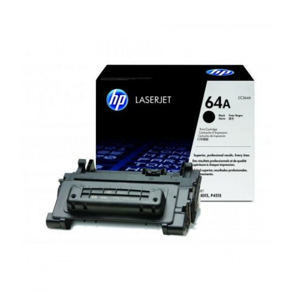 Заправка картриджа HP CC364A принтеров HP LaserJet P4014 / P4515 / P4015