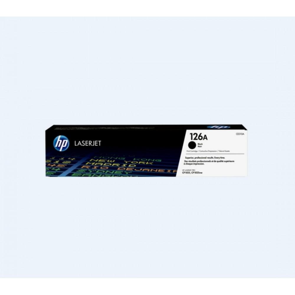 Заправка картриджа HP CE310A (черный) для принтеров HP CP1025 / MFP 175 / M275