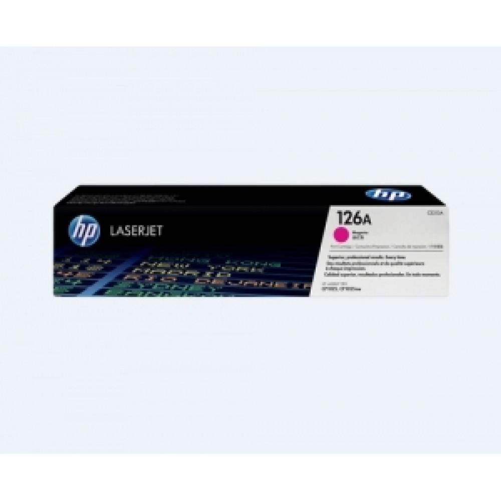 Заправка картриджа HP CE313A (пурпурный) для принтеров HP CP1025 / MFP 175 / M275