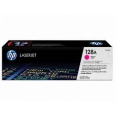 Заправка картриджа HP CE323A (пурпурный) для принтеров HP CM1415 / CP1525