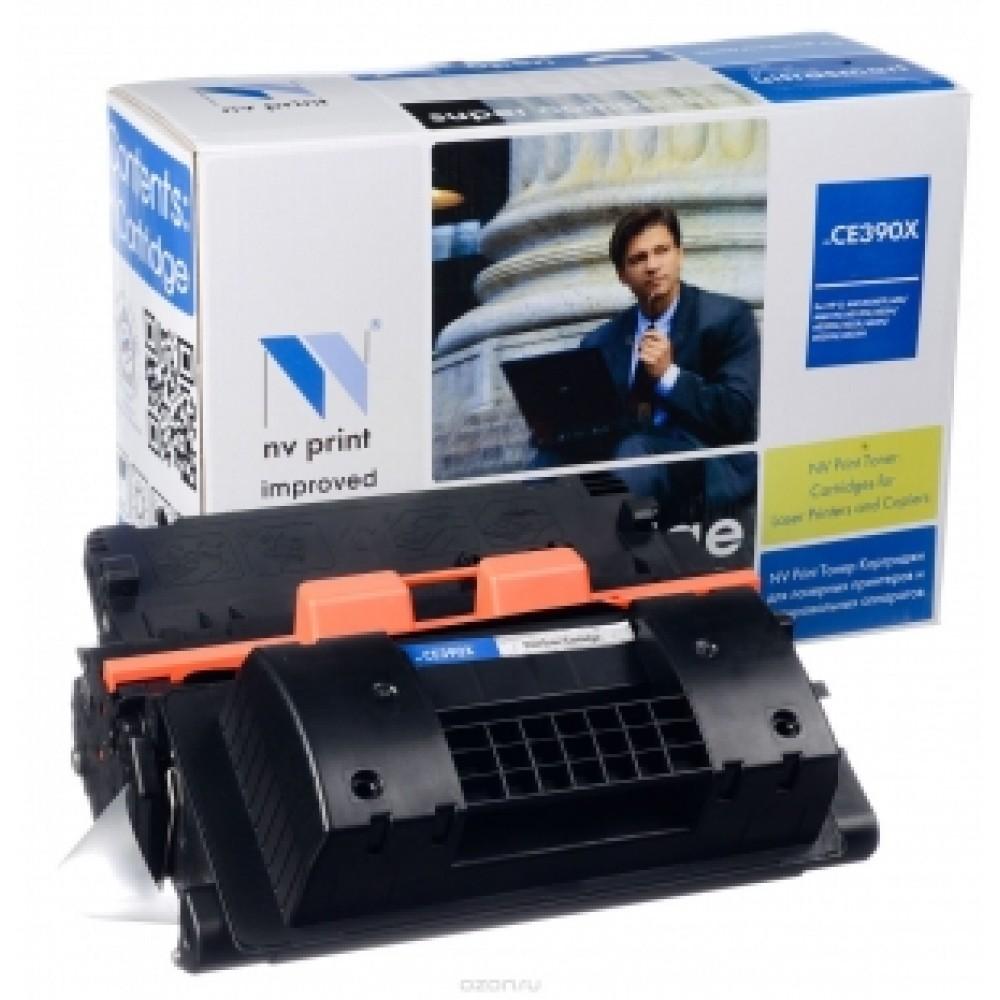 Заправка картриджа HP CE390X (HP 90X) для принтеров HP LaserJet M601 / M602 / M603 / M4555