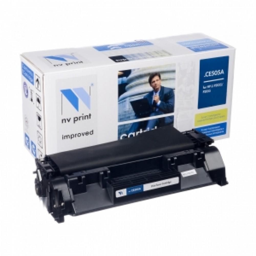 Заправка картриджа HP CE505A (HP 05A) для принтеров HP LaserJet P2035 / 2055
