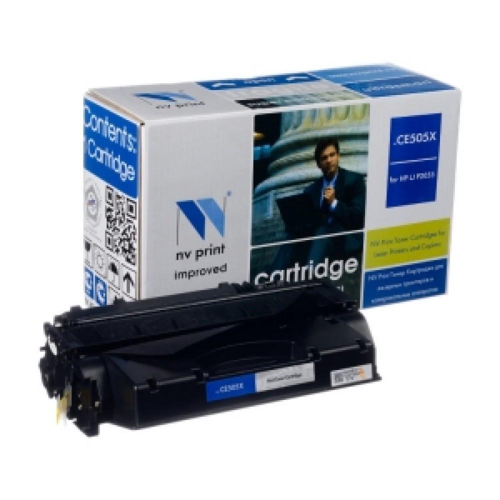 Заправка картриджа HP CE505X (HP 05X) для принтеров HP LaserJet P2035 / 2055