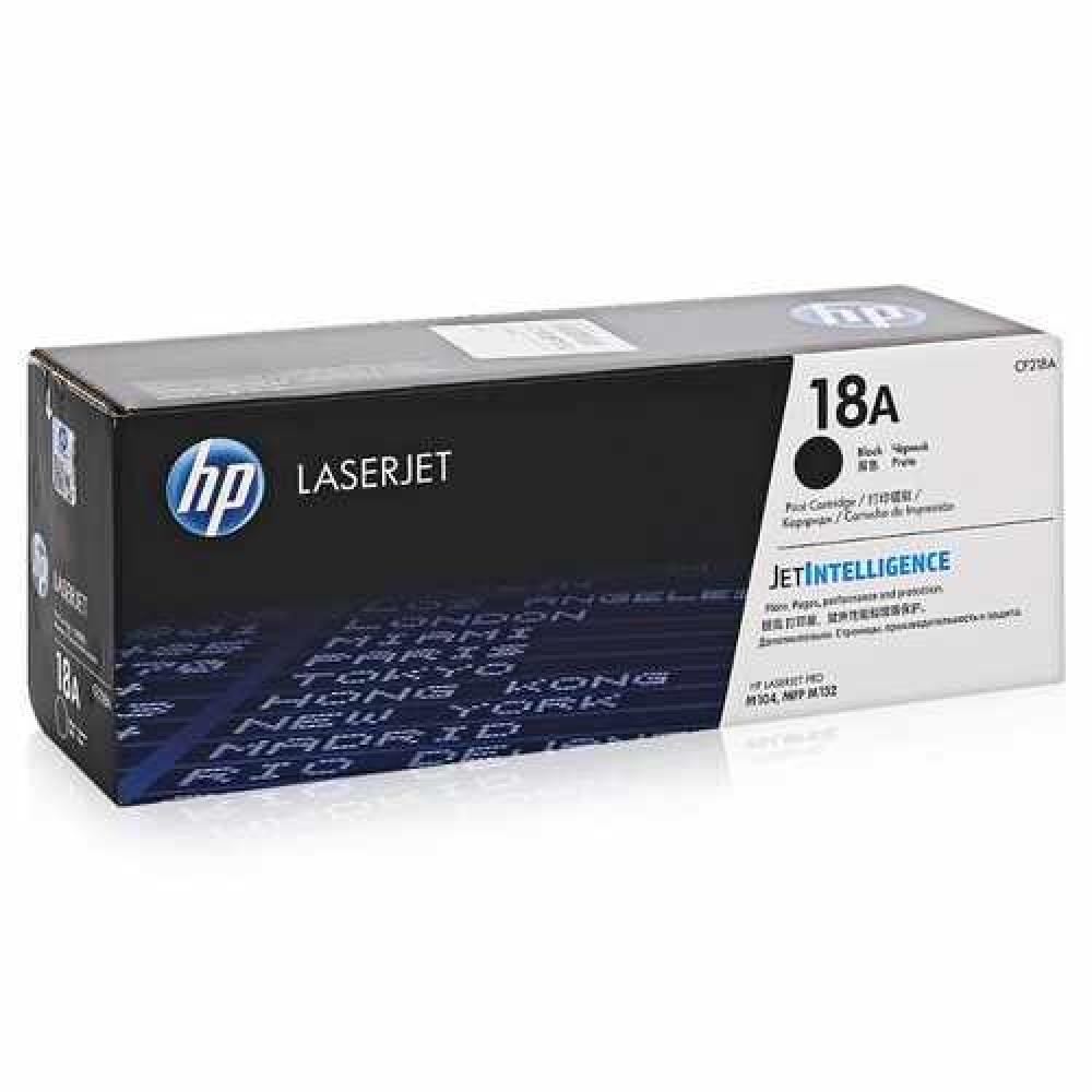 Заправка картриджа HP CF218A для принтеров HP LaserJet PRO M104 / M132