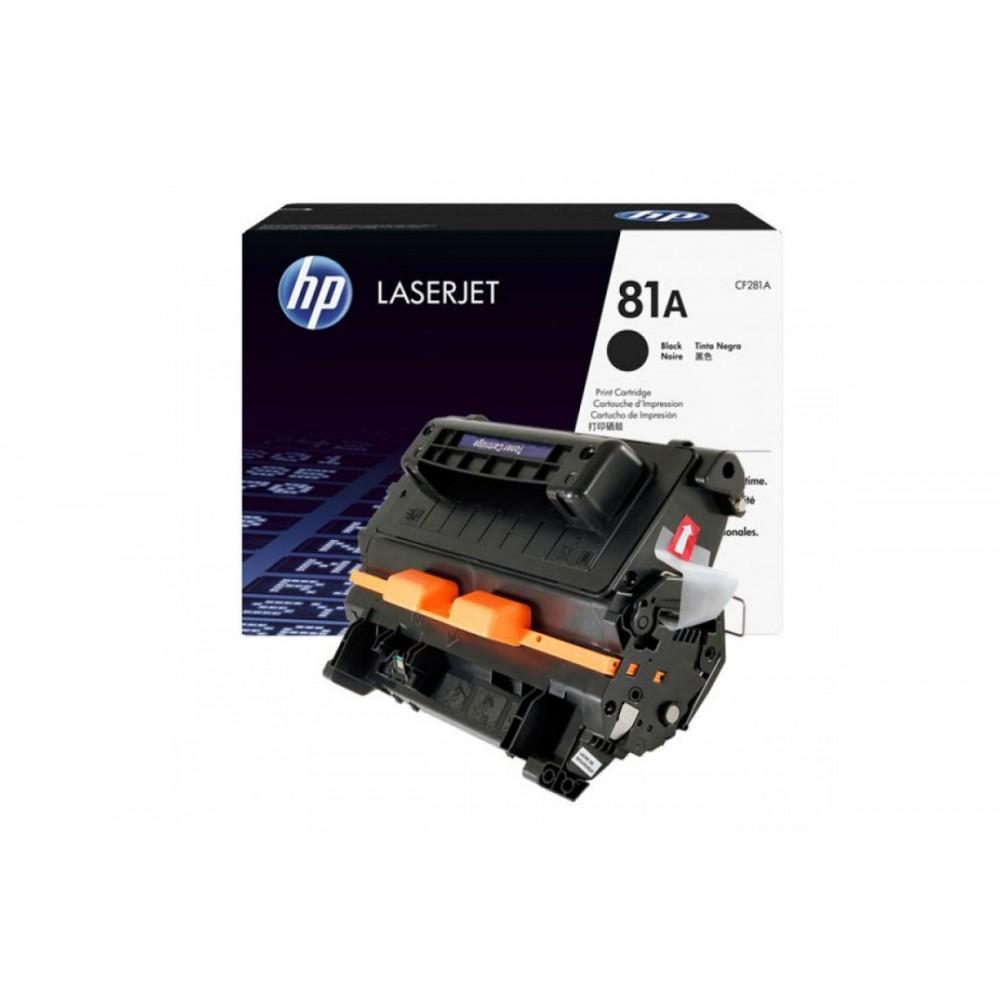 Заправка картриджа HP CF281A для принтера HP LJ M604 / 605 / 606 / MFP M630