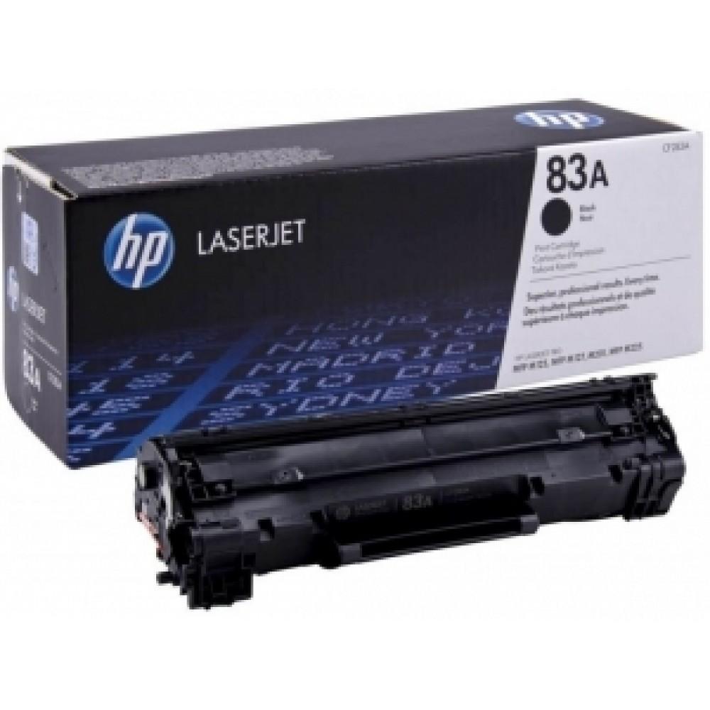 Заправка картриджа HP CF283A (83A) для принтеров HP LaserJet Pro M125 / M127 / M201 / M225