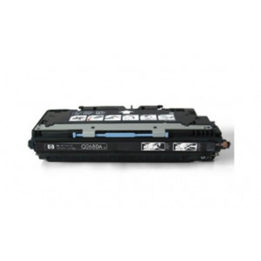 Заправка картриджа HP CLJ Q2680A (черный) для принтера HP CLJ 3700