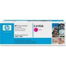 Заправка картриджа HP CLJ С4193A (пурпурный) для принтера HP CLJ 4500, HP CLJ 4550