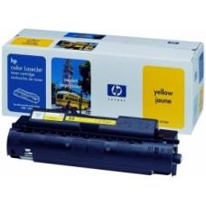 Заправка картриджа HP CLJ С4194A (желтый) для принтера HP CLJ 4500, HP CLJ 4550