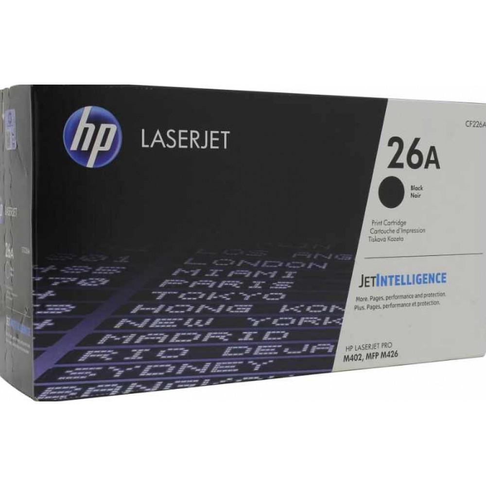 Заправка картриджа HP CF226A для принтеров HP LaserJet Pro M402 / M426