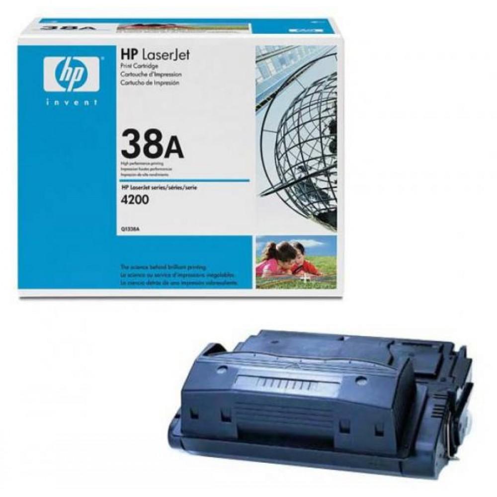 Заправка картриджа HP Q1338A (HP 38A) для принтеров HP LaserJet 4200