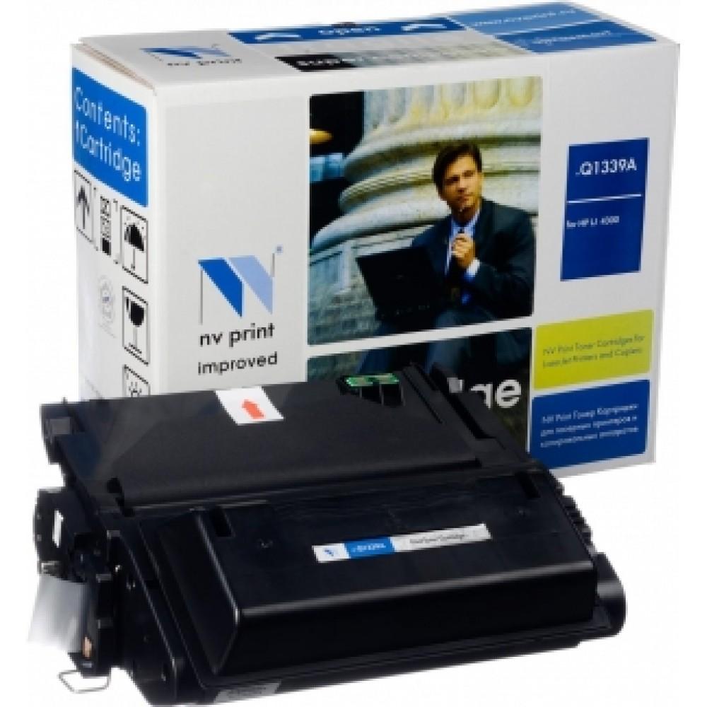 Заправка картриджа HP Q1339A (HP 39A) для принтеров HP LaserJet 4300