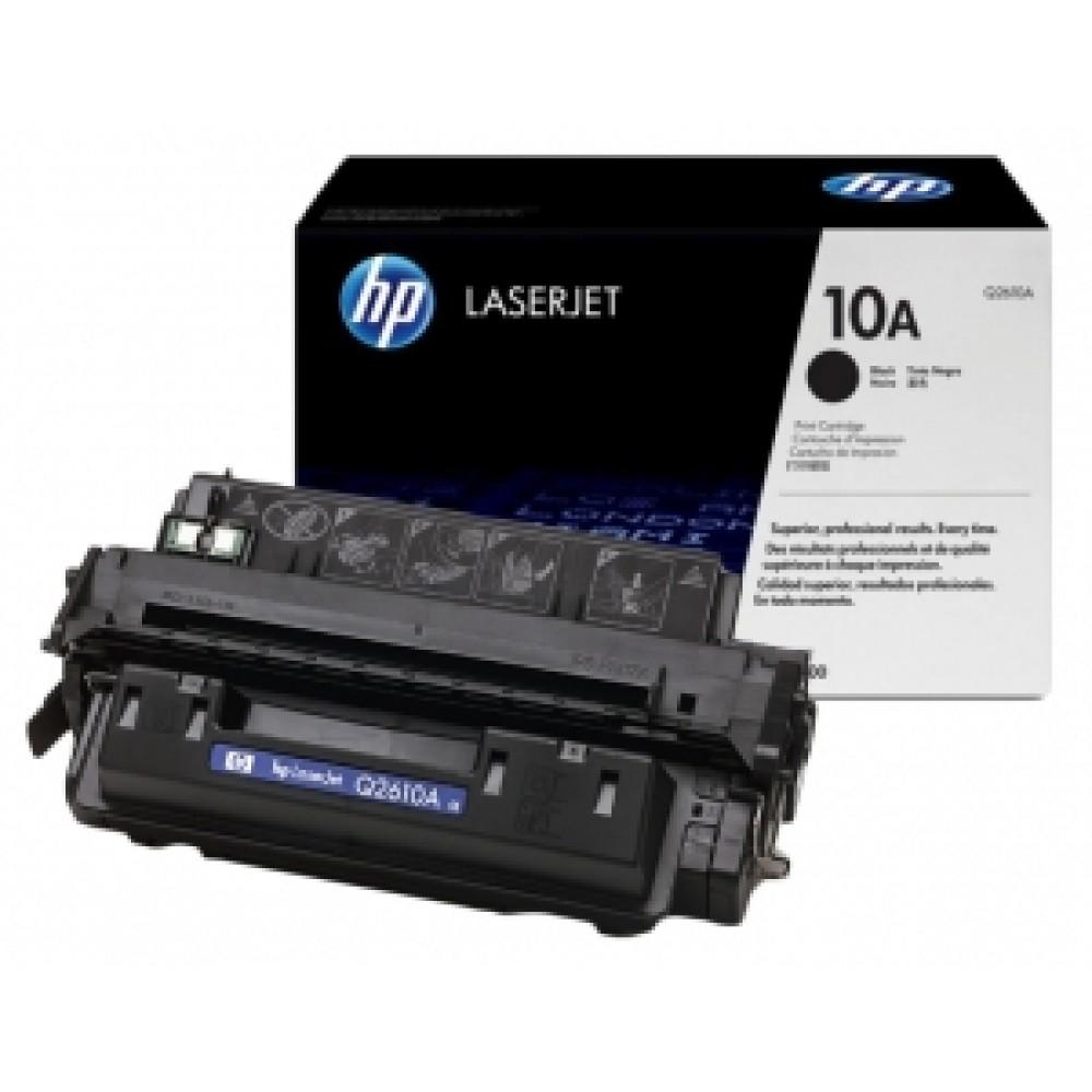 Заправка картриджа HP Q2610A (HP 10A) для принтера HP LaserJet 2300