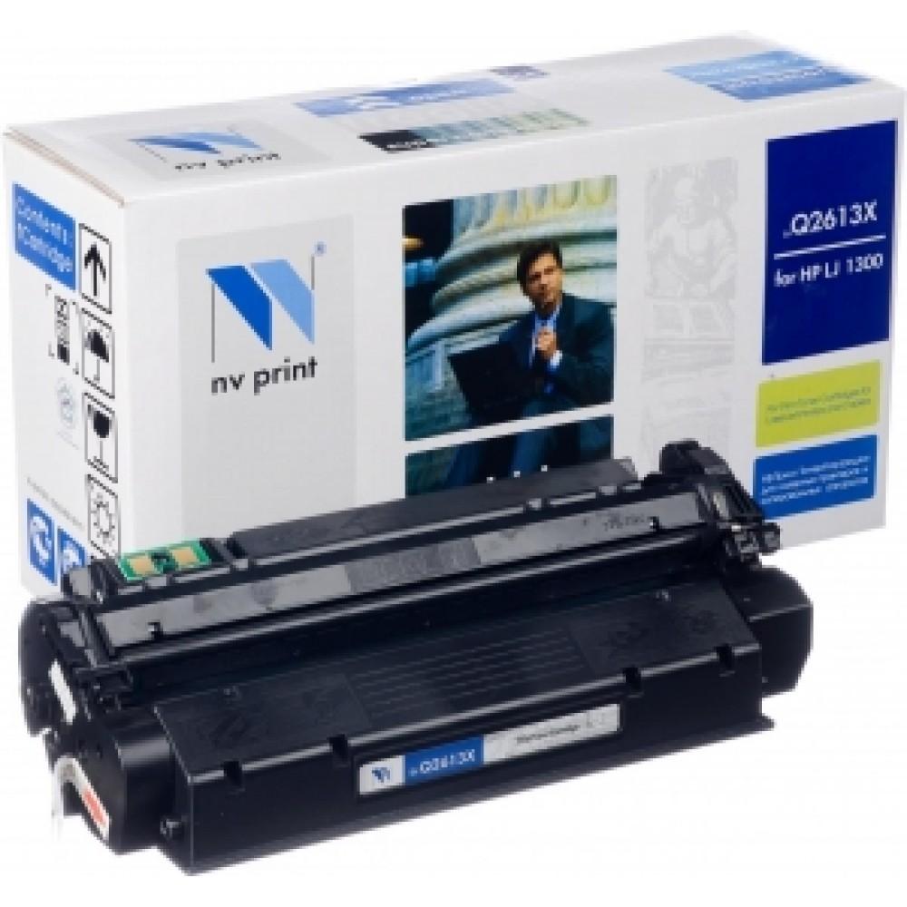 Заправка картриджа HP Q2613X (HP 13X) для принтеров HP LaserJet 1300