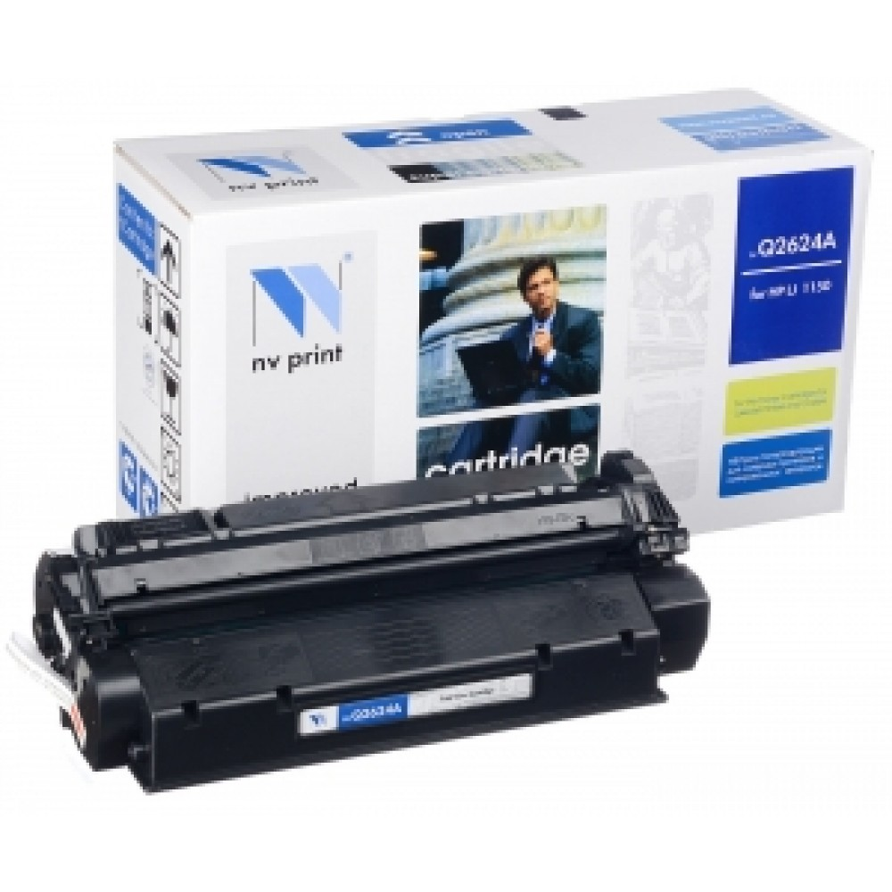 Заправка картриджа HP Q2624A (HP 24A) для принтера HP LaserJet 1150