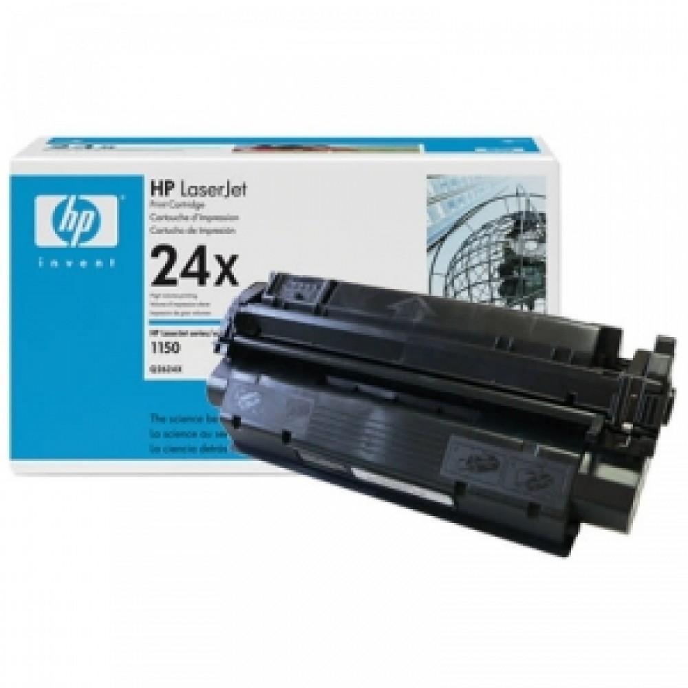 Заправка картриджа HP Q2624X (HP 24X) для принтеров HP LaserJet 1150