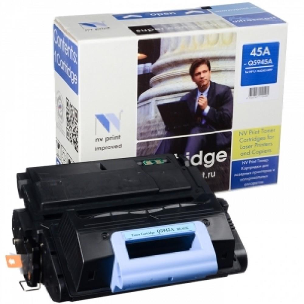 Заправка картриджа HP Q5945A (HP 45A) для принтеров HP LaserJet M4345