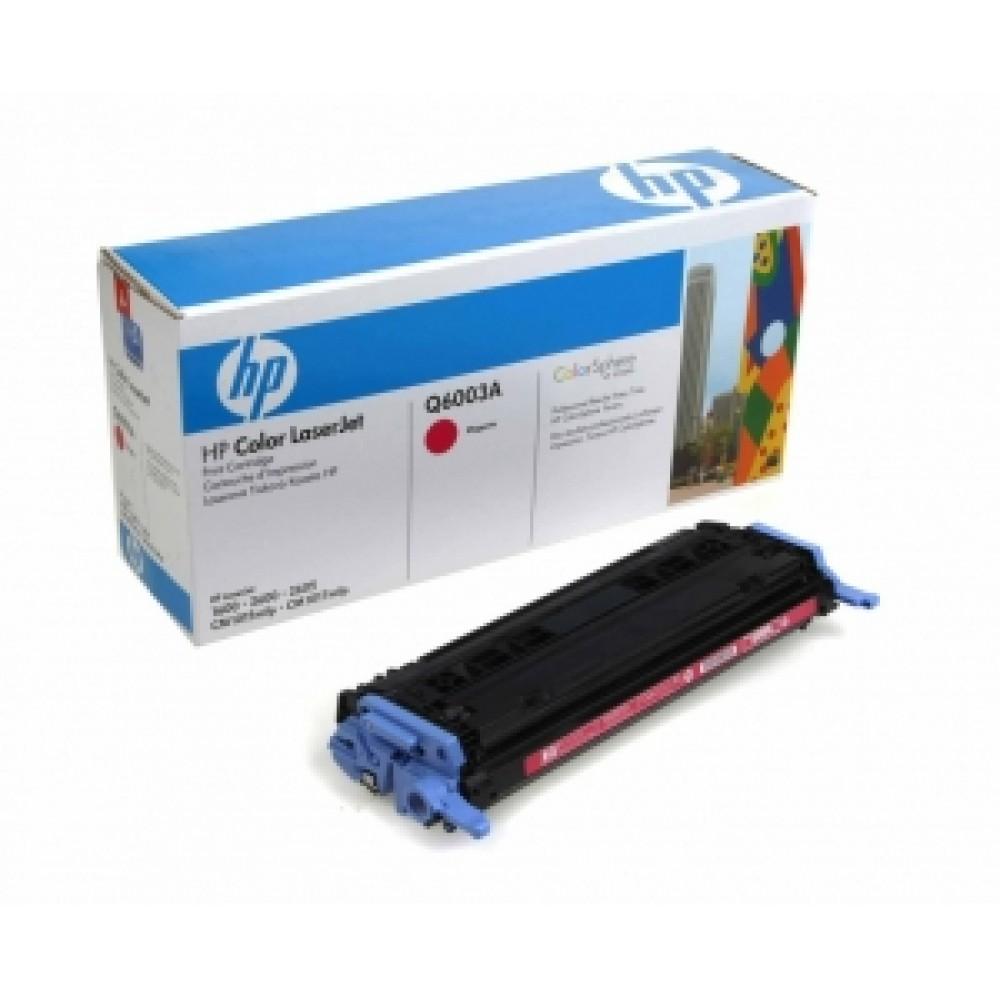 Заправка картриджа HP Q6003a для принтера HP Color LaserJet 1600 / 2600N / 2605 / M1015 / M1017