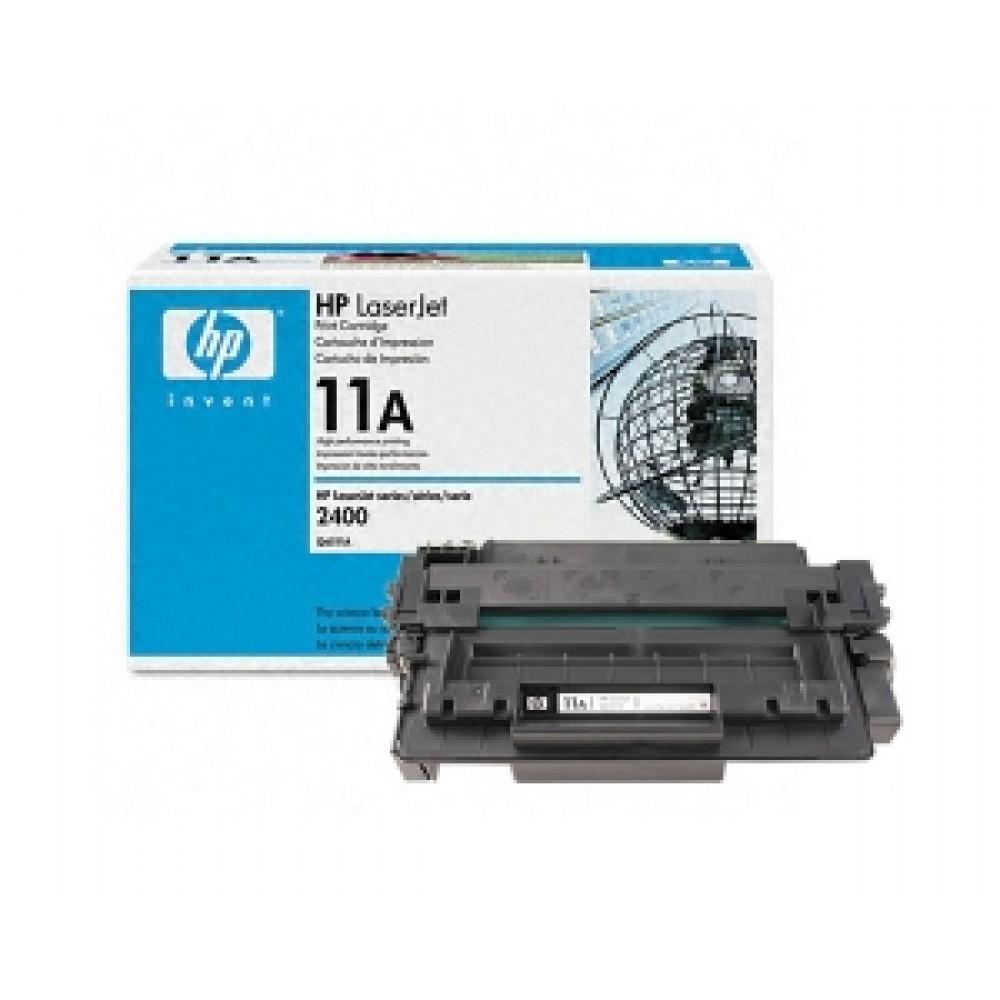 Заправка картриджа HP Q6511A (HP 11A) для принтера HP LaserJet 2410 / 2420 / 2430