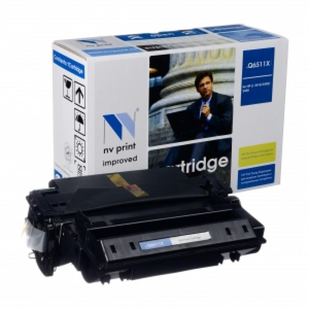 Заправка картриджа HP Q6511X (HP 11X) для принтеров HP LaserJet 2410 / 2420 / 2430