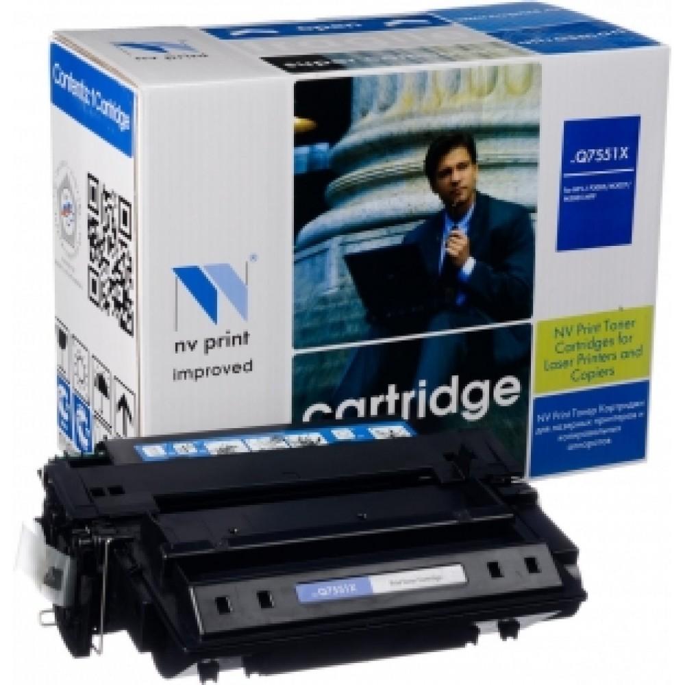 Заправка картриджа HP Q7551X (HP 51X) для принтеров HP LaserJet M3027 / M3035 / P3005