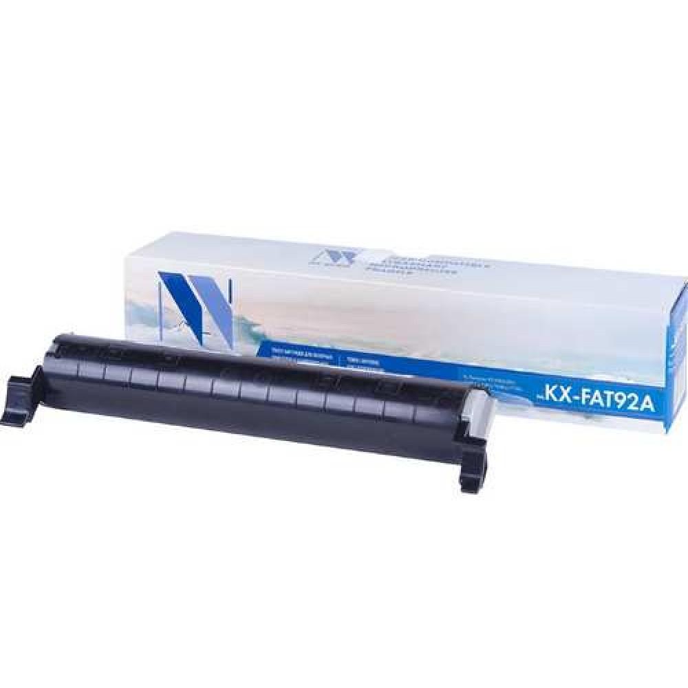 Заправка картриджа Panasonic KX-FAT92A для копира Panasonic KX MB 263 / 283 / 763 / 773