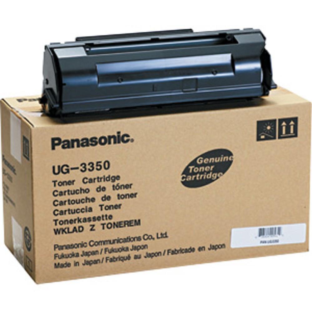 Заправка картриджа Panasonic UG-3350 для копиров Panasonic DX 600 / UF 6100 YR / UF 585 / UF 595 / UF 590
